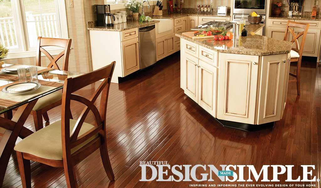 modern hardwood floors